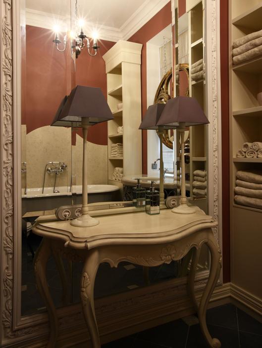 Квартира. ванная из проекта , фото №20785