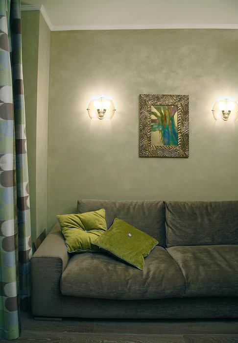 Квартира. гостевая из проекта , фото №20808