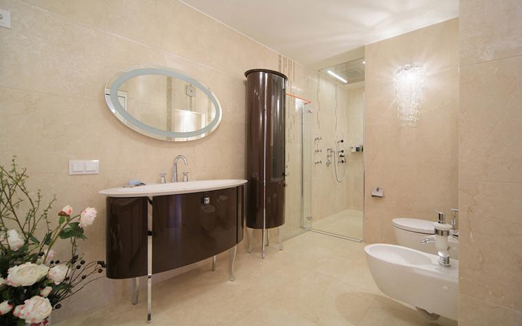 Квартира. ванная из проекта , фото №20858