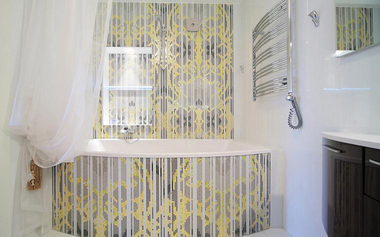 Квартира. ванная из проекта , фото №20859