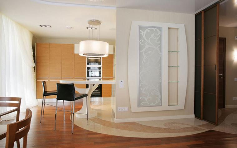 Квартира. кухня из проекта , фото №20853