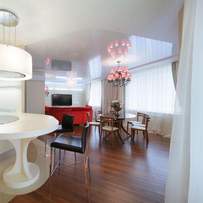 Квартира. кухня из проекта , фото №20855