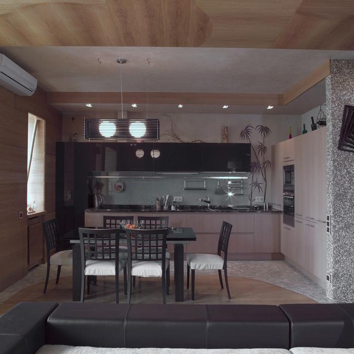 Фото № 20872 кухня  Квартира