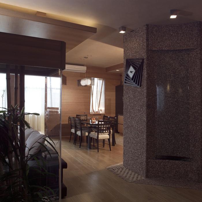 Квартира. холл из проекта , фото №20888