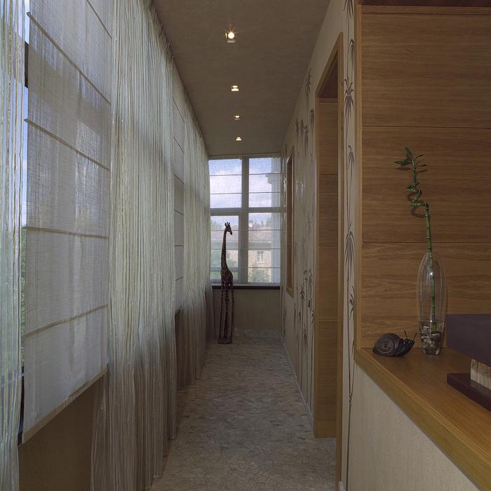 Квартира. веранда лоджия из проекта , фото №20893