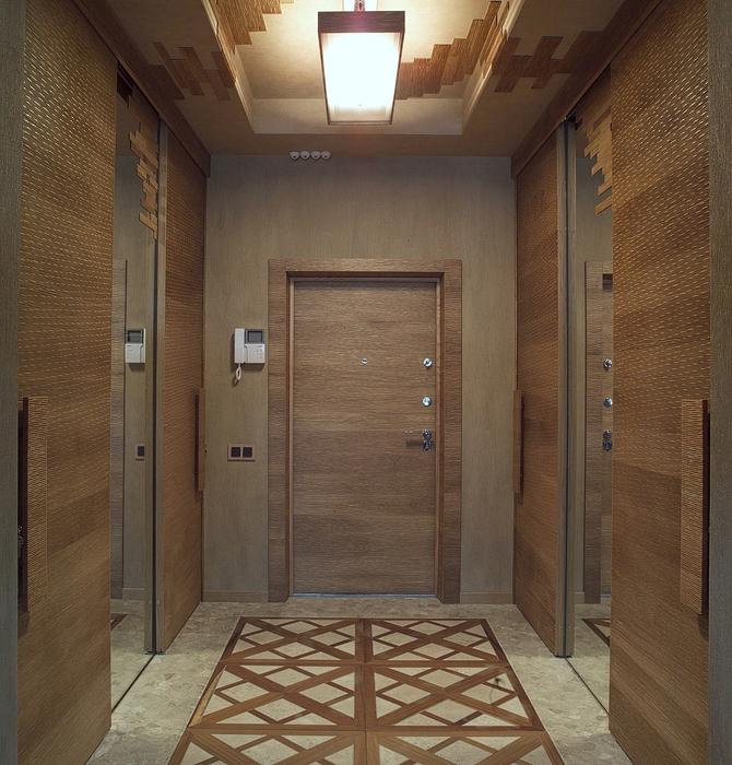Квартира. холл из проекта , фото №20886