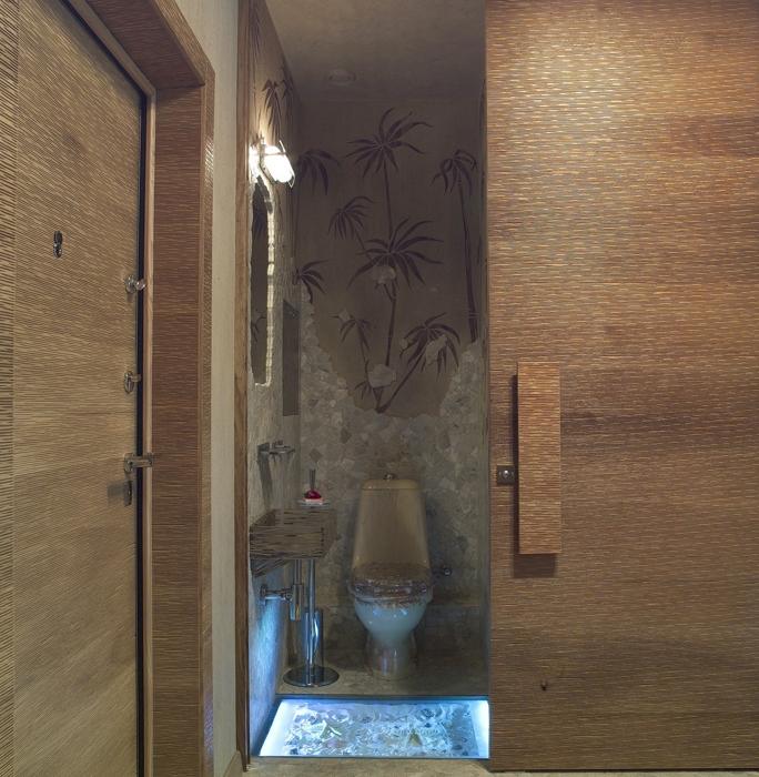 Квартира. санузел из проекта , фото №20897