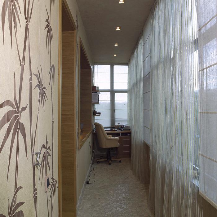 Квартира. веранда лоджия из проекта , фото №20894