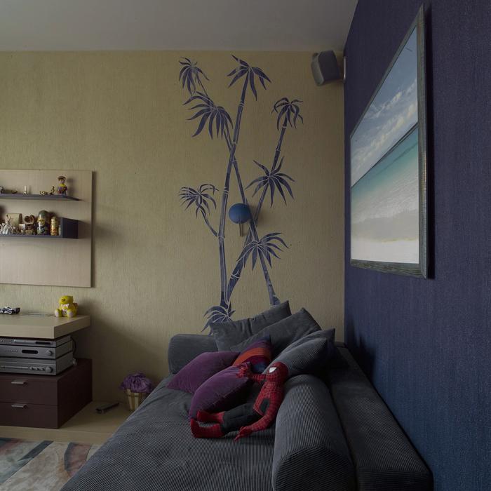 Квартира. детская из проекта , фото №20877