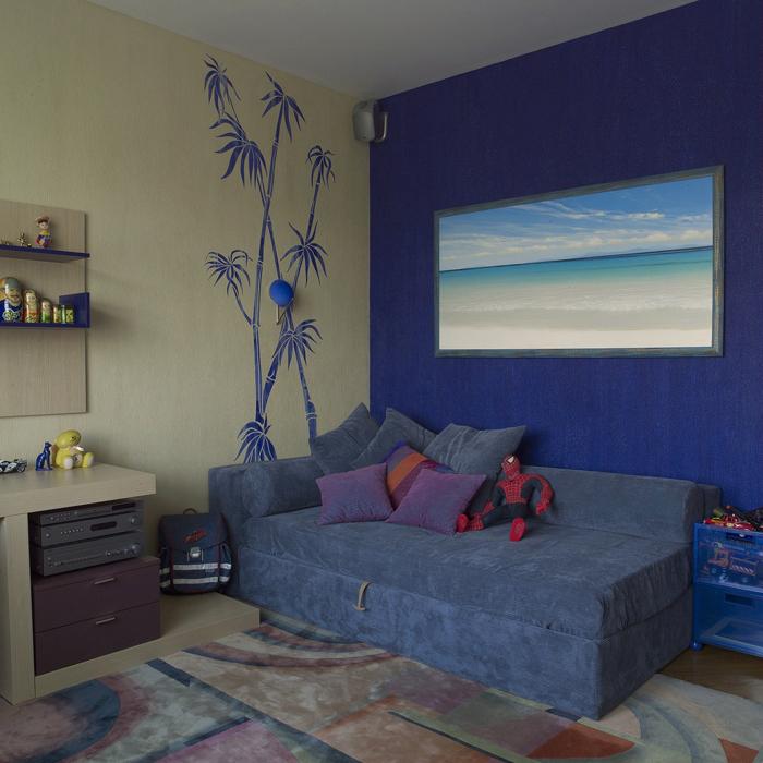 Квартира. детская из проекта , фото №20878