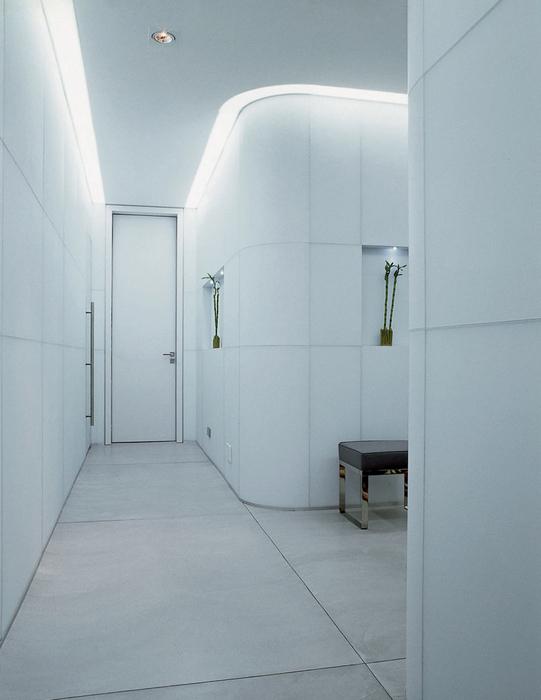 Квартира. коридор из проекта , фото №20910