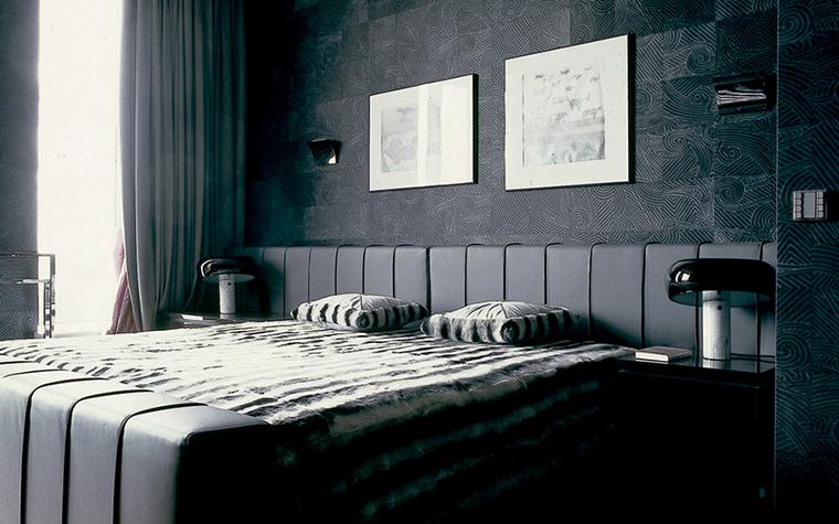 интерьер спальни - фото № 20913