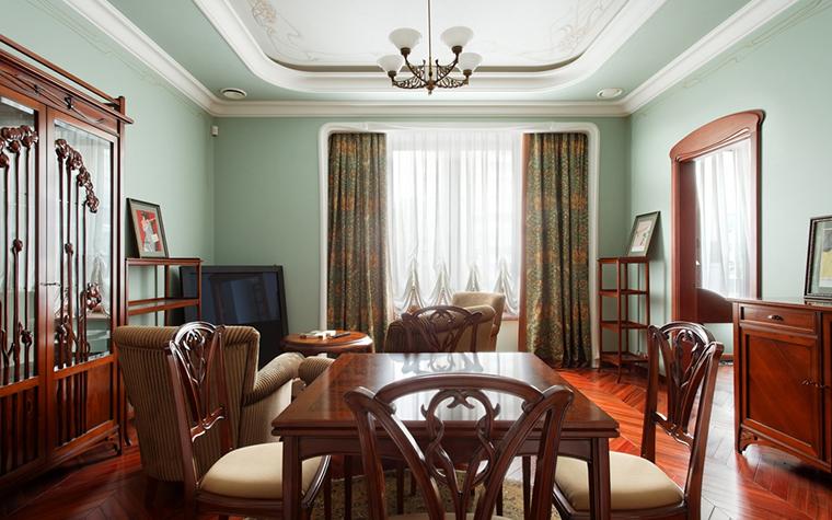 интерьер гостиной - фото № 20931