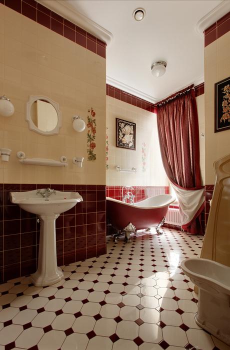 Фото № 20934 ванная  Квартира