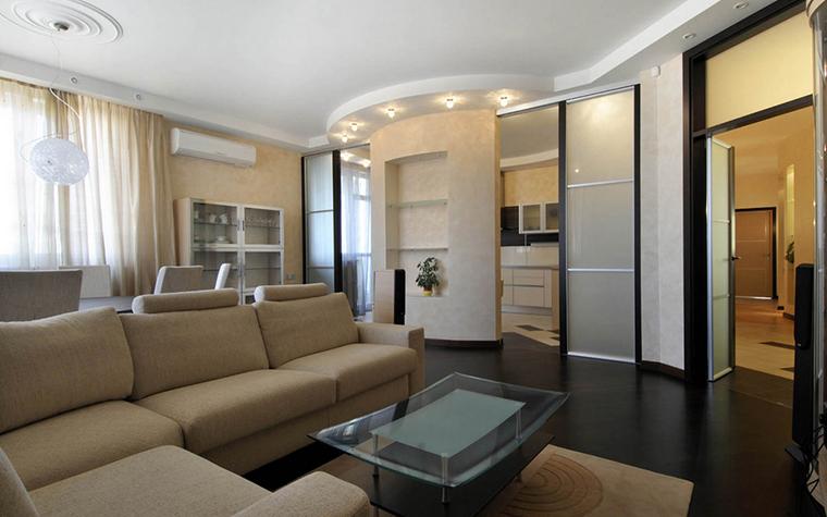 Квартира. гостиная из проекта , фото №20953