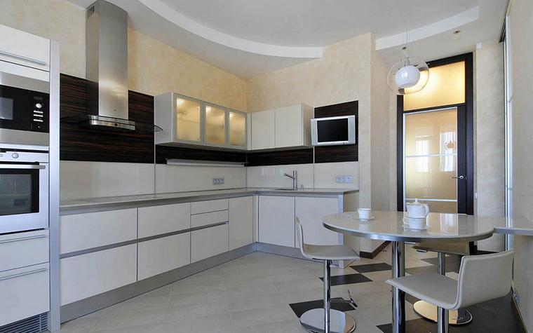 Квартира. кухня из проекта , фото №20954