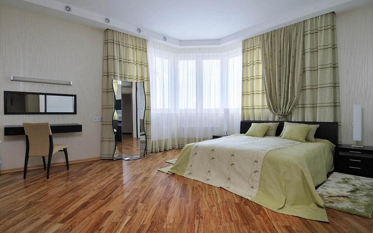 Квартира. спальня из проекта , фото №20957