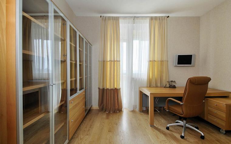 Квартира. кабинет из проекта , фото №20958