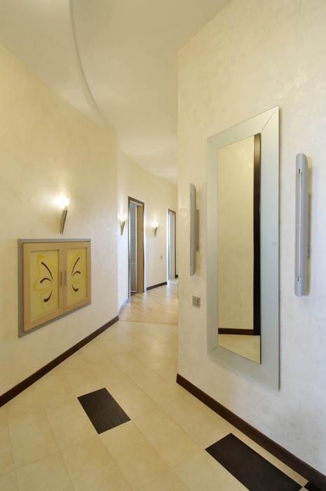 Квартира. коридор из проекта , фото №20960