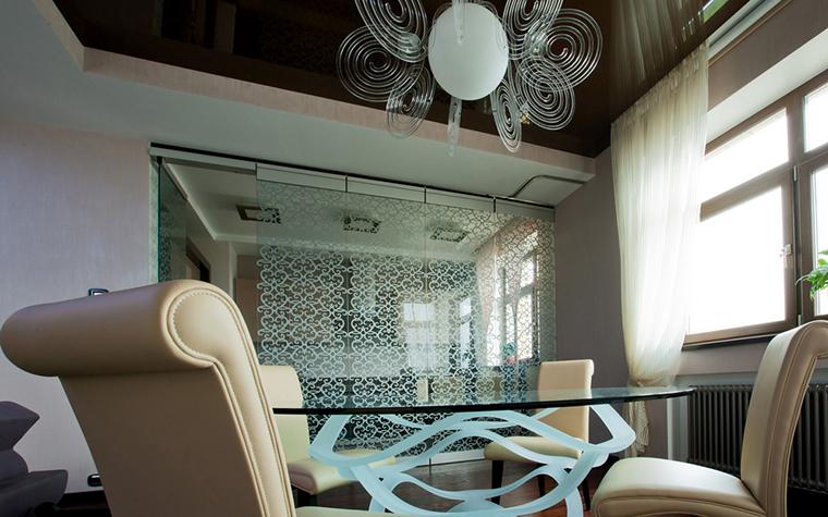 Квартира. столовая из проекта , фото №20975