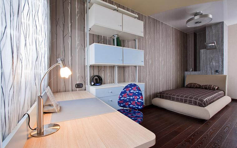 Квартира. детская из проекта , фото №20996