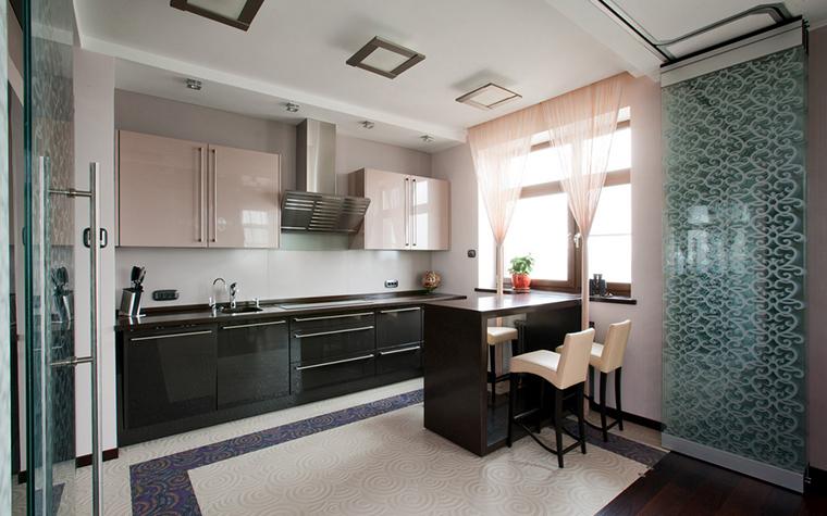 Квартира. кухня из проекта , фото №20977