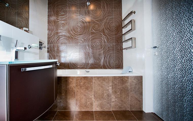 Квартира. ванная из проекта , фото №21008