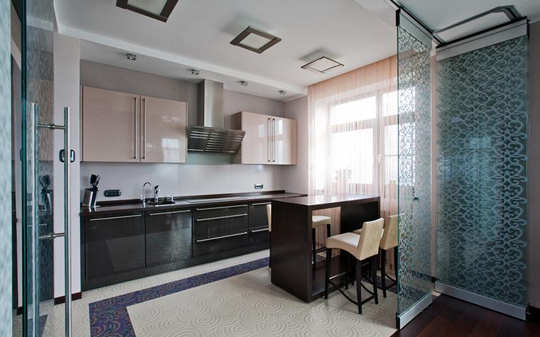 Квартира. кухня из проекта , фото №20978