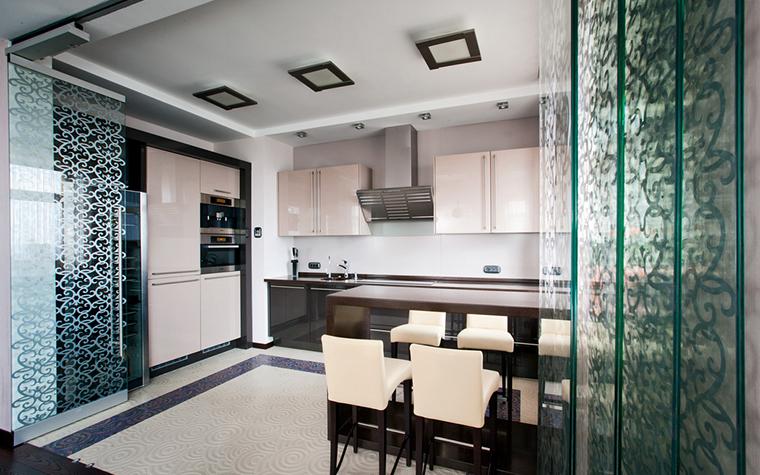 Квартира. кухня из проекта , фото №20979