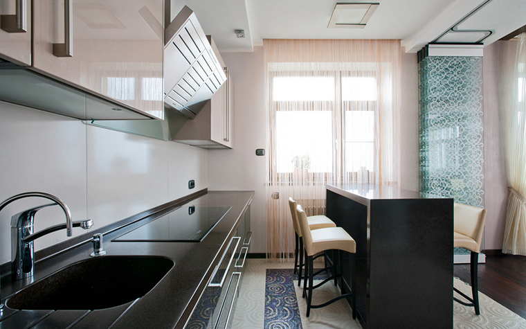 Квартира. кухня из проекта , фото №20980