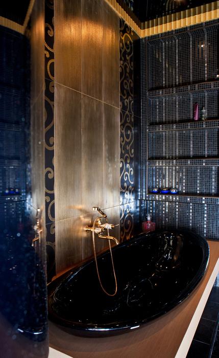 Квартира. ванная из проекта , фото №21033