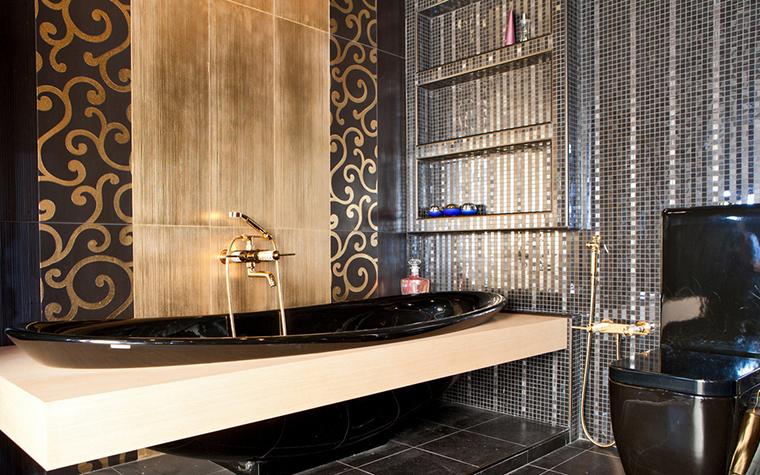 Квартира. ванная из проекта , фото №21020