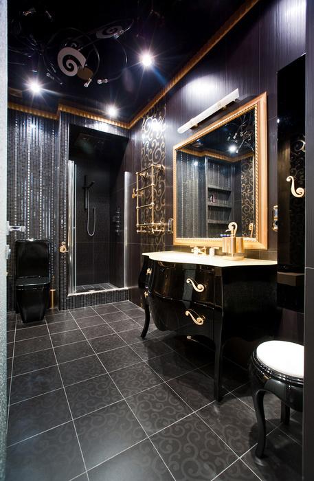 Квартира. ванная из проекта , фото №21018