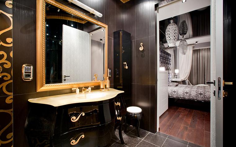 Квартира. ванная из проекта , фото №21017