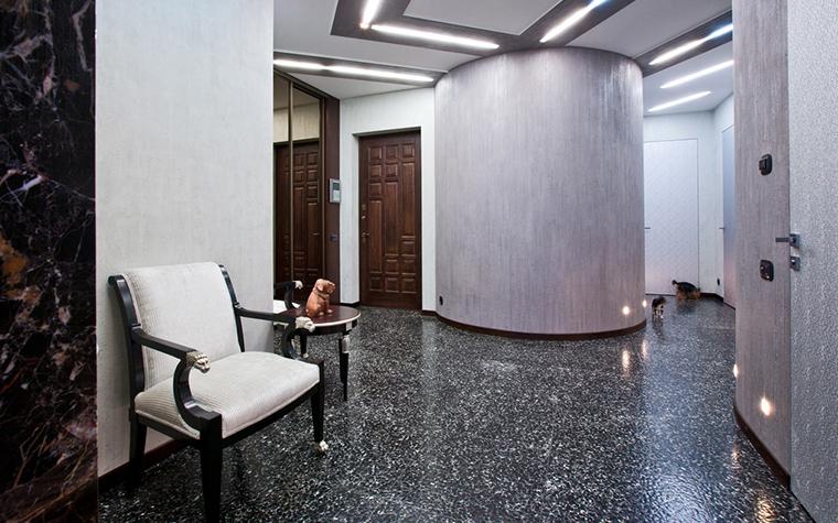 Квартира. холл из проекта , фото №21037