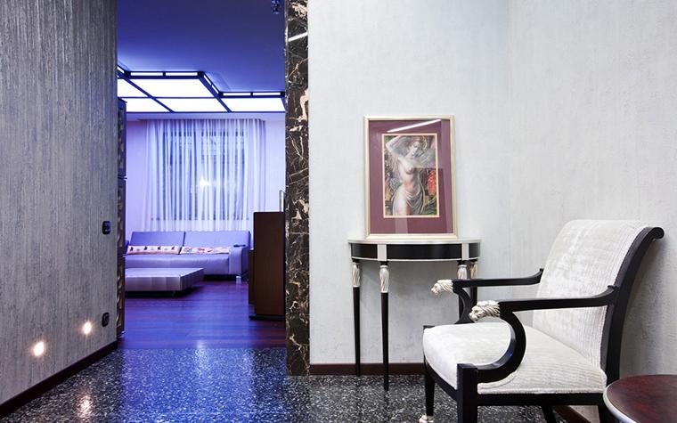 Квартира. холл из проекта , фото №21034