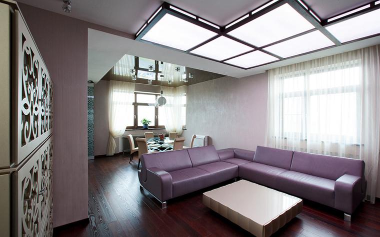 Квартира. гостиная из проекта , фото №20961