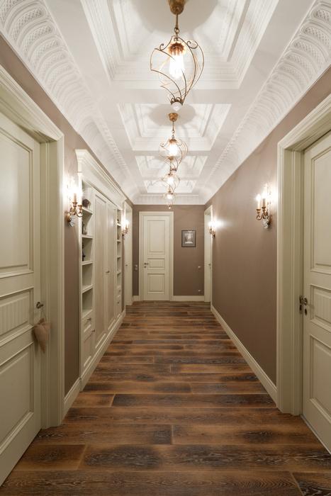 интерьер холла - фото № 21150