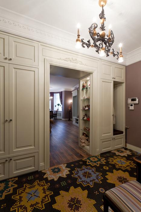 интерьер холла - фото № 21152