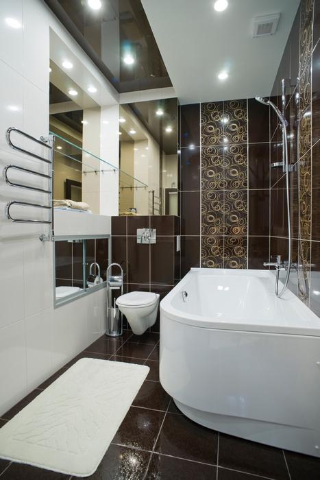 Фото № 21238 ванная  Квартира