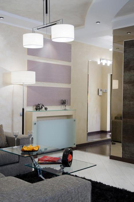 интерьер гостиной - фото № 21231