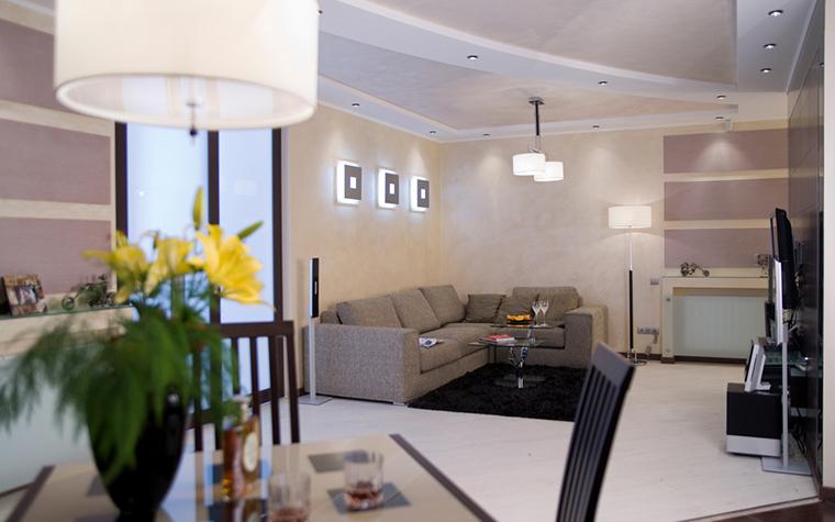 интерьер гостиной - фото № 21234