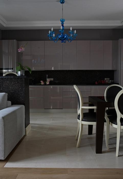 Квартира. кухня из проекта , фото №21291