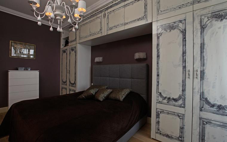 Фото № 21298 спальня  Квартира