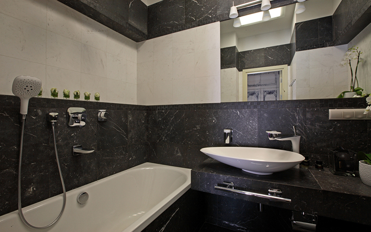 интерьер ванной - фото № 21303