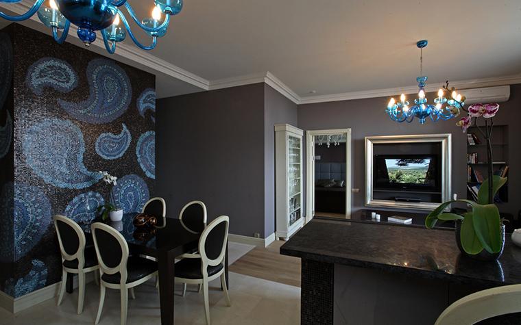 Квартира. кухня из проекта , фото №21293