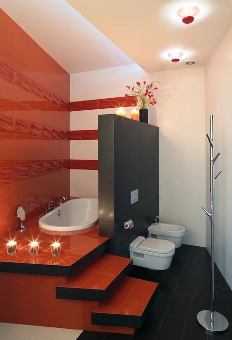 интерьер ванной - фото № 21343