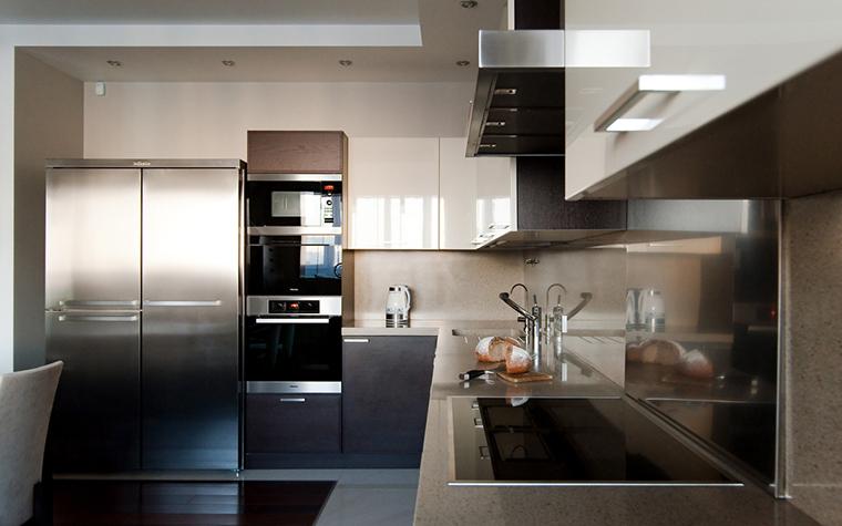интерьер кухни - фото № 21356