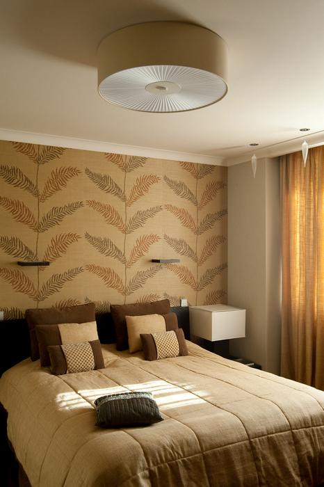 интерьер спальни - фото № 21346