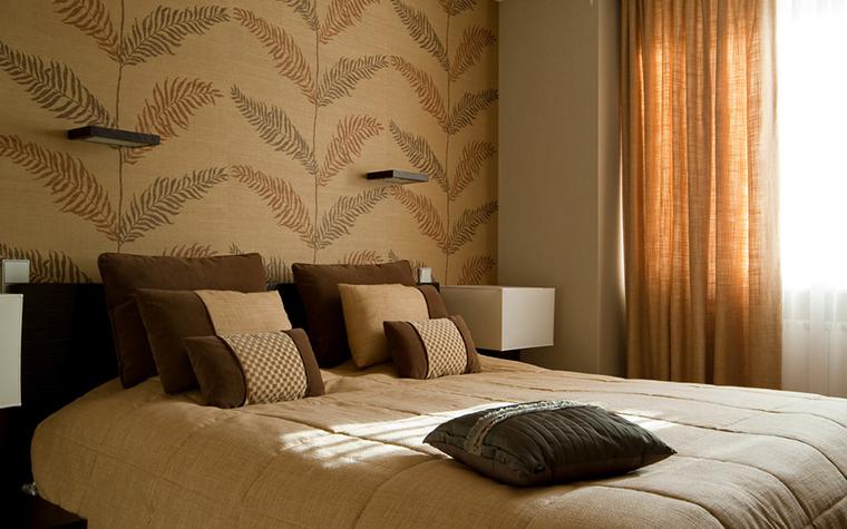 интерьер спальни - фото № 21347